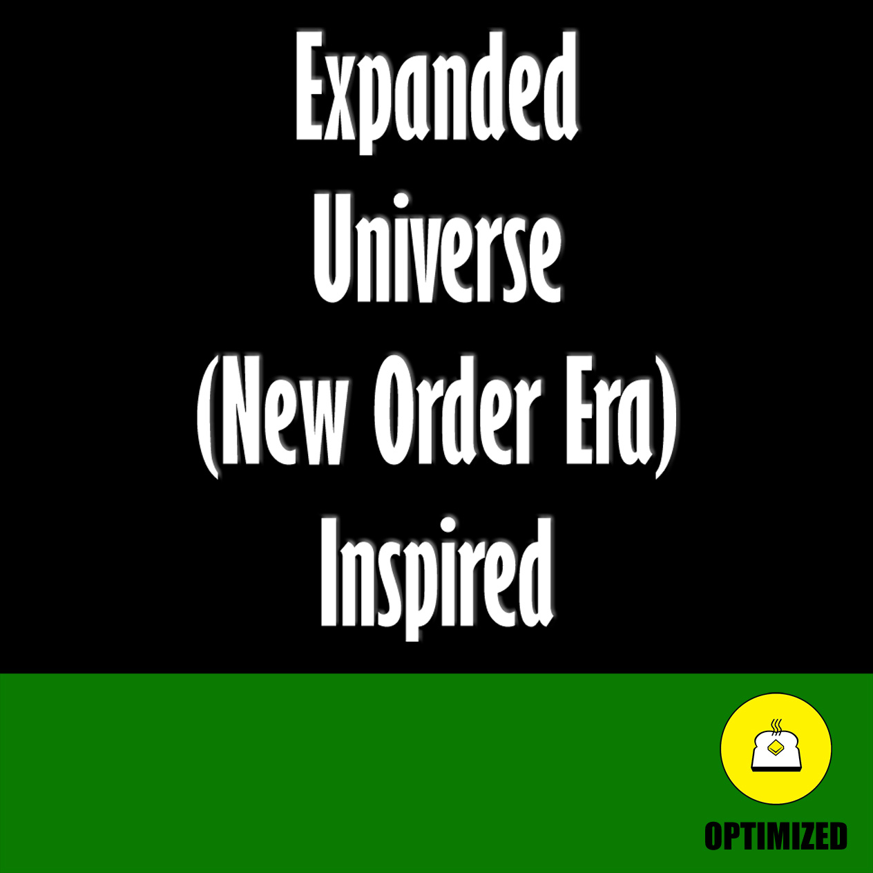 Expanded Universe (New Order Era) Inspired for Plecter
