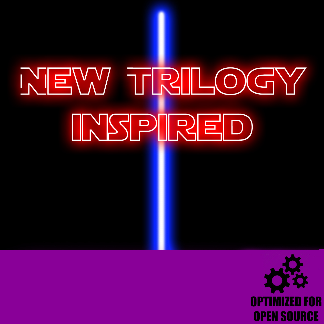 New Trilogy Inspired for Open Source