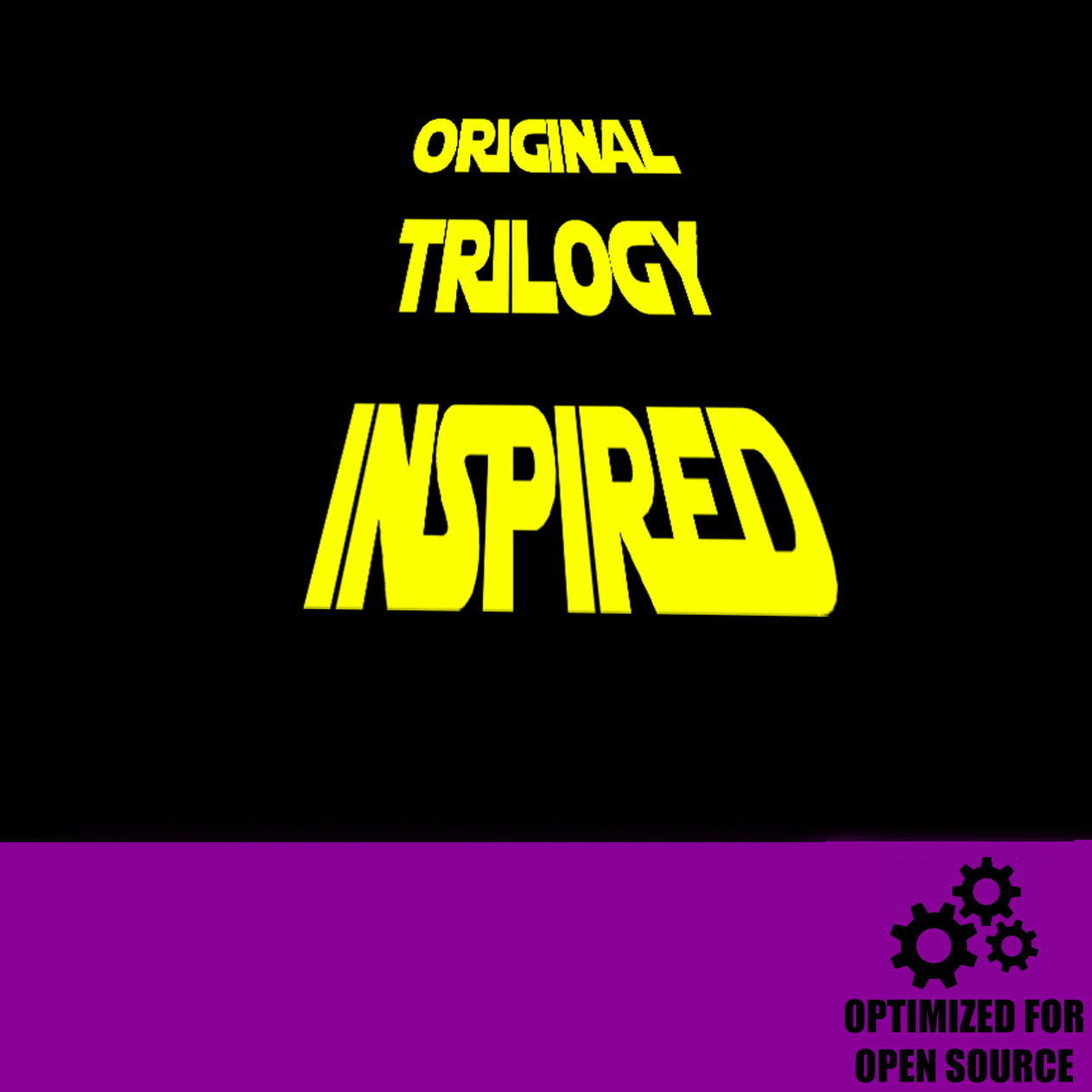 Original Trilogy Inspired for Open Source