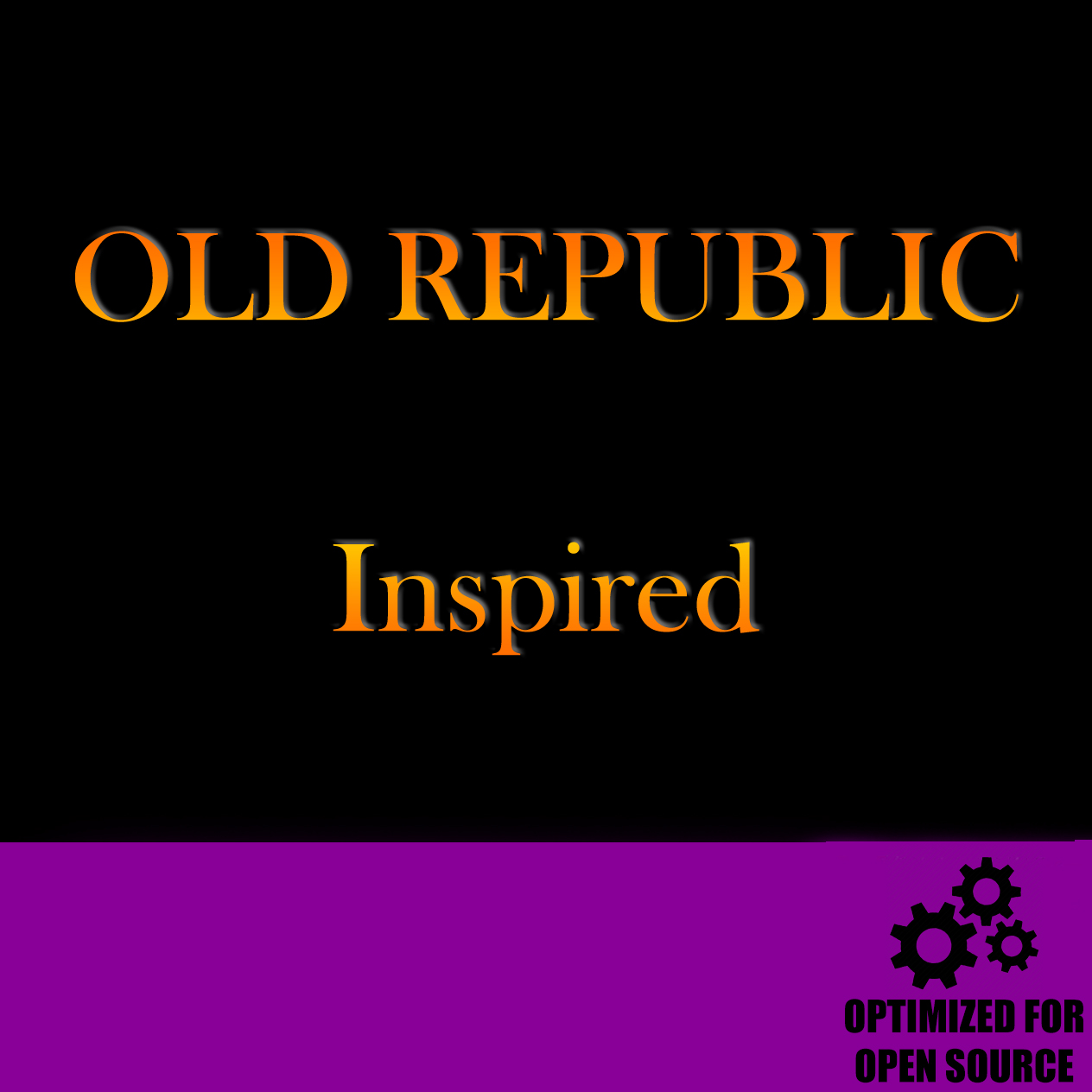 Old Republic Inspired for Open Source