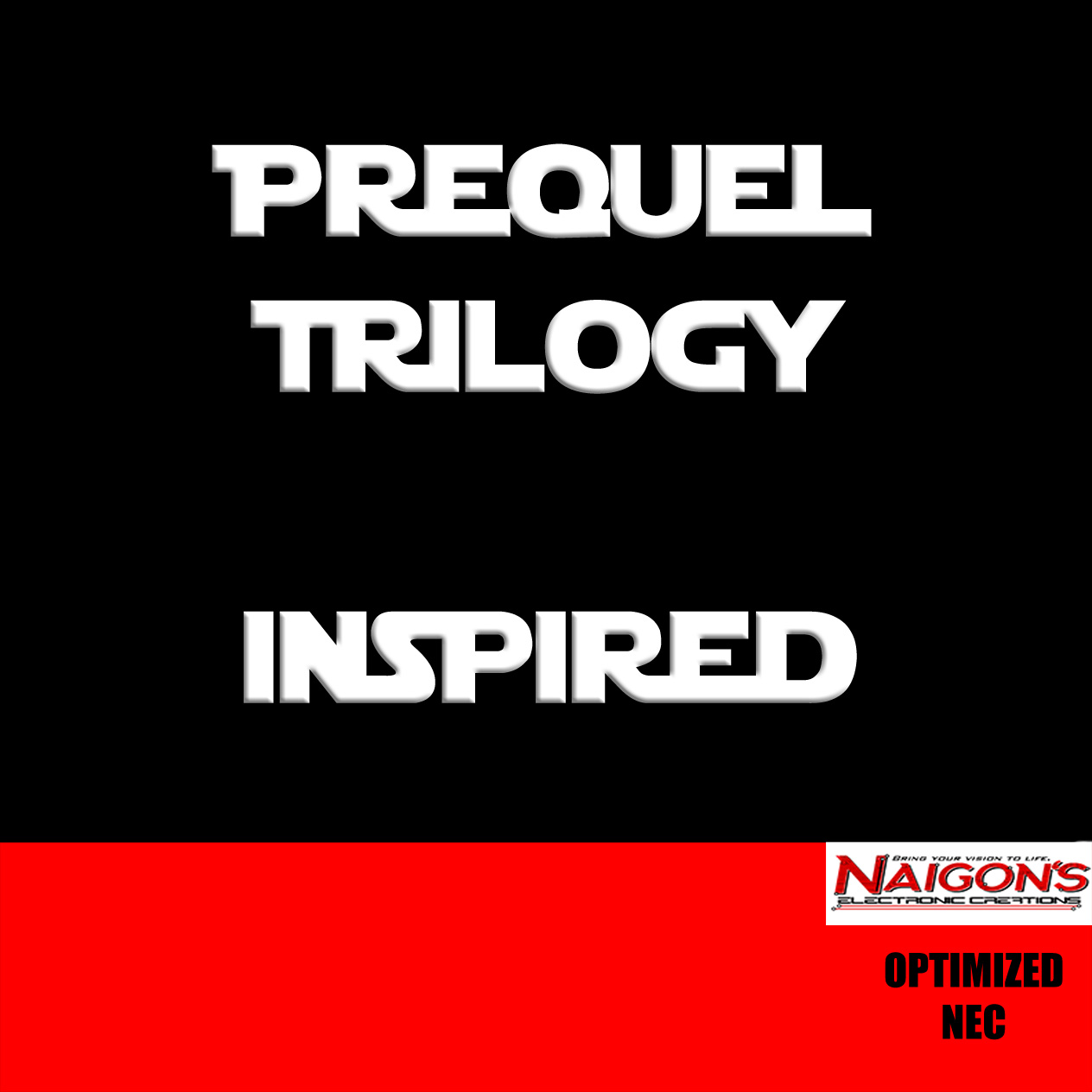 Prequel Trilogy Inspired NEC
