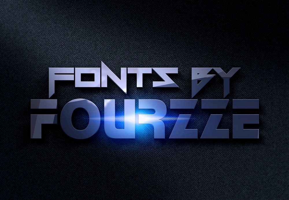 Fonts by Fourzze