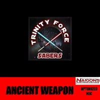 Ancient Weapon Trinity Force