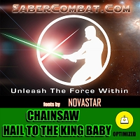 Chainsaw Hail to the King Baby
