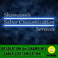 Desolation by Shameem's Saber Customization Services
