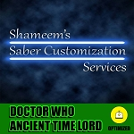 Doctor Who Ancient Time Lord