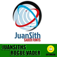 JuanSiths Rogue Vader