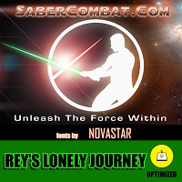 SW8 Rey's Lonely Journey