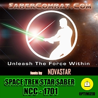 Space Trek Star Saber NCC-1701