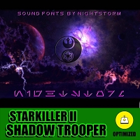 Starkiller II Shadow Trooper