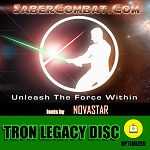 TRON Legacy Disk Only FX
