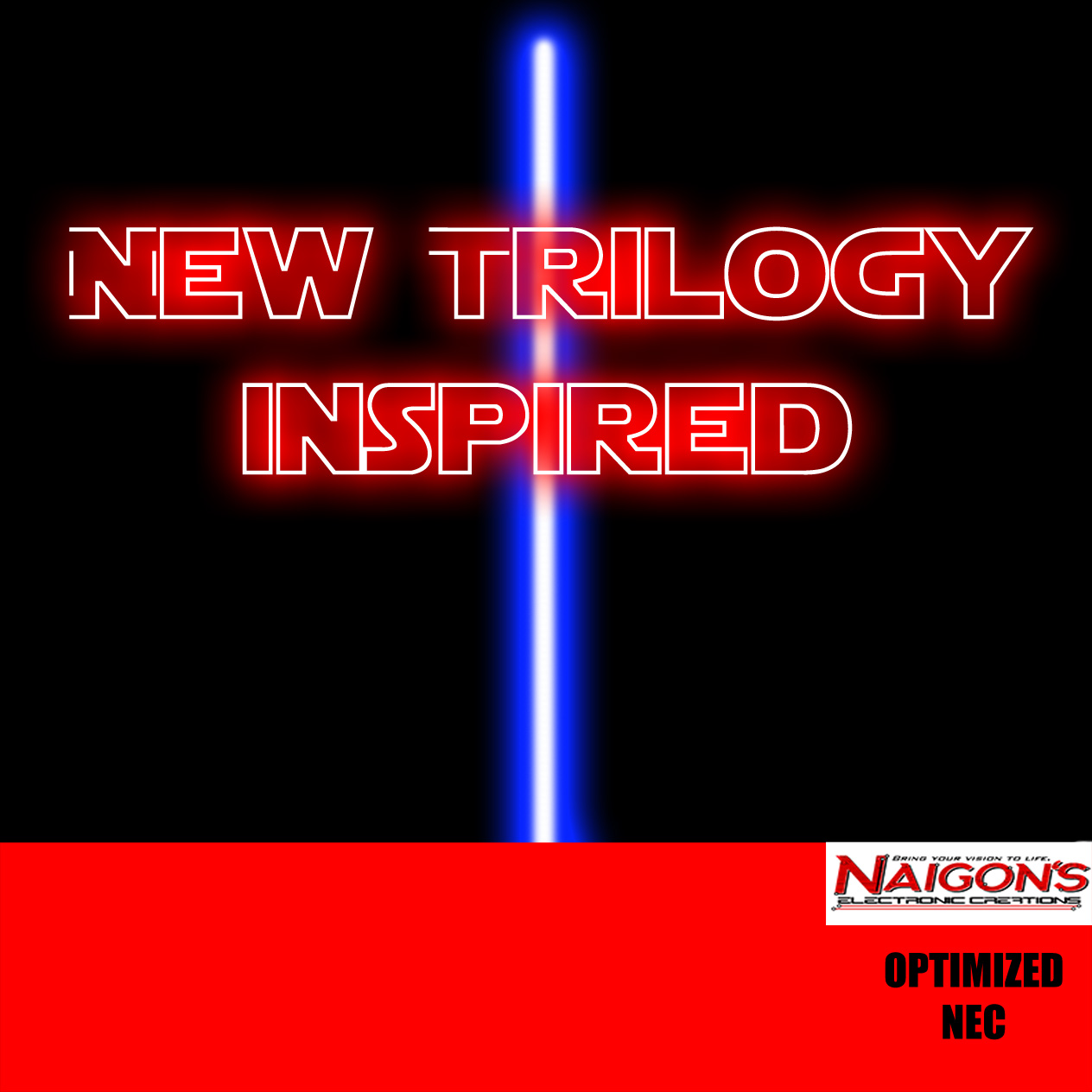 New Trilogy Inspired for NEC