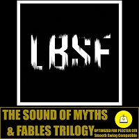 The Sound of Myths and Fables Trilogy Plecter CFX and Proffie OS All 3 Fonts
